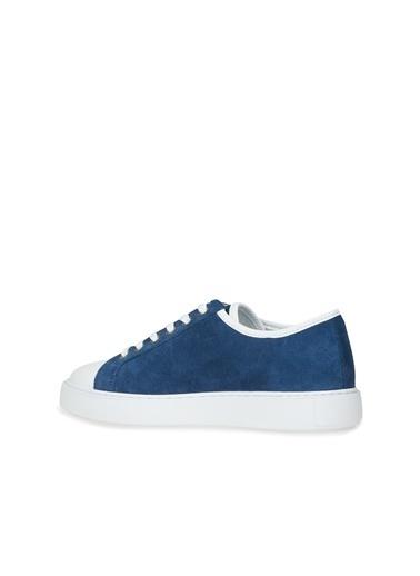 Divarese Divarese 5025157 Bağcıklı Kadın Sneaker Lacivert